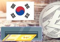 Nytt samarbete tar litecoin till 13 000 sydkoreanska bankomater