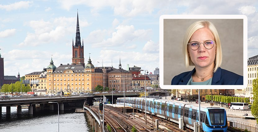 Karin Ernlund, c, arbetsmarknadsborgarråd, vill satsa på besöksnäringen.  Foto: Henrik Juhlin/Colourbox.