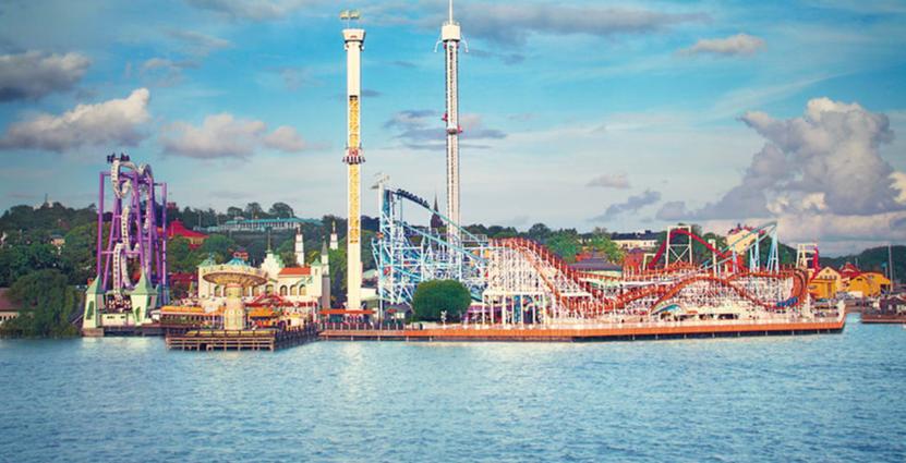 Parks and Resorts ökade försäljningen med 2 procent 2018. Foto: Pressbild