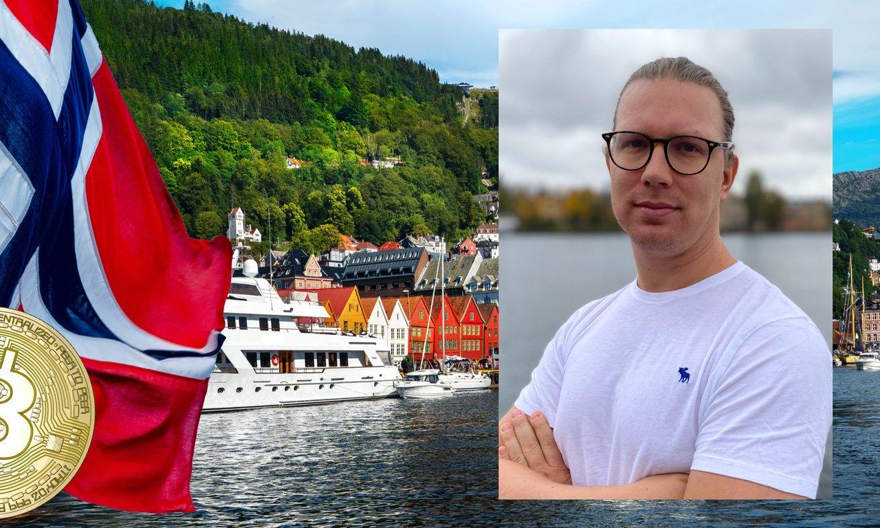 Martin Byström: Norge utklassar Sverige när det kommer till bitcoin.