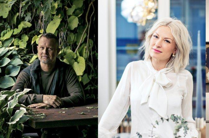 Åke Sundvall i samarbete med livsstilsinspiratörer