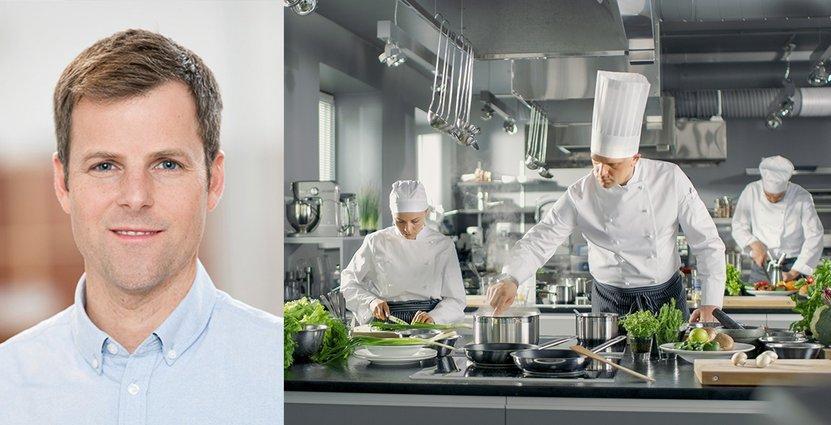 Gustav Ståhlsten, försäljningschef, Besöksliv Fotograf: Oskar Lürén/Shutterstock