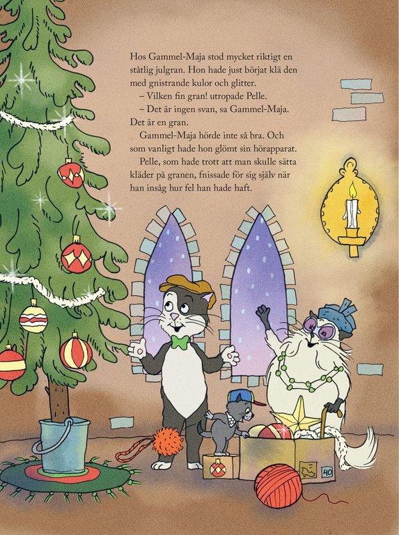 Illustration av Ingrid Flygare, ur
