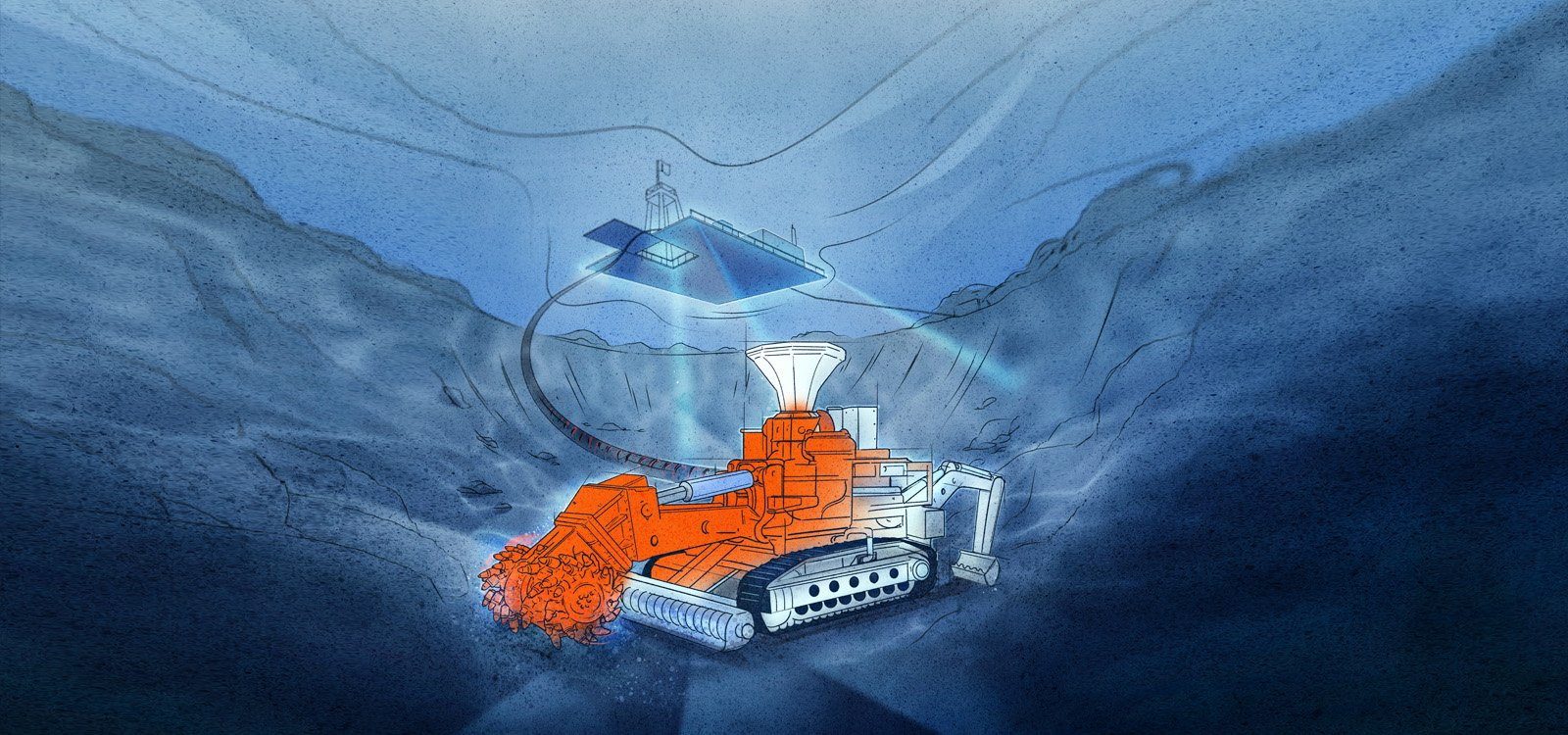 <p>¡VAMOS! – the Viable Alternative Mine Operating System project – is attempting to find new ways to access underwater minerals.</p>