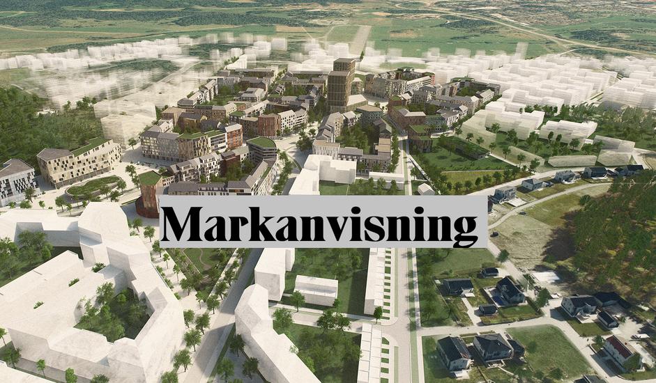 Åke Sundvall och Järfälla avtalar om två stadskvarter vid tunnelbanan i Barkarbystaden