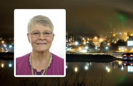 Maud Olofsson kritiserar hemkommunen