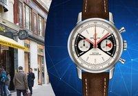 Breitling satsar på blockkedjeteknik – klassisk klocka kommer med digitalt äkthetsbevis