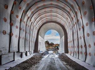 Ny tunnel gir økt kapasitet på Ofotbanen