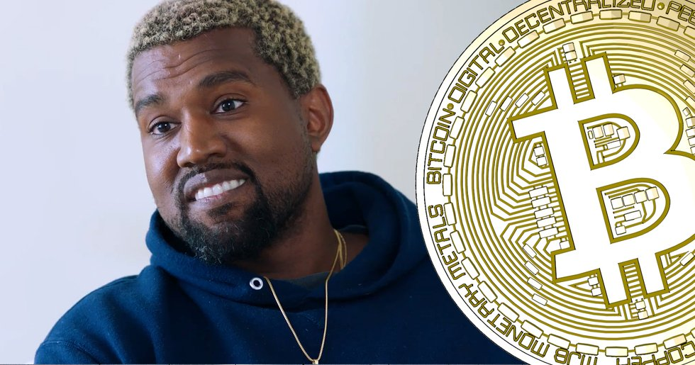Kanye West said he wants to use bitcoin for payments.