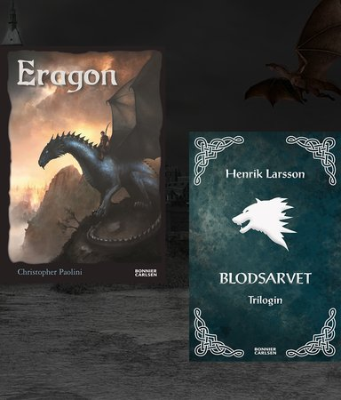 7 barnböcker i äkta Game of Thrones anda