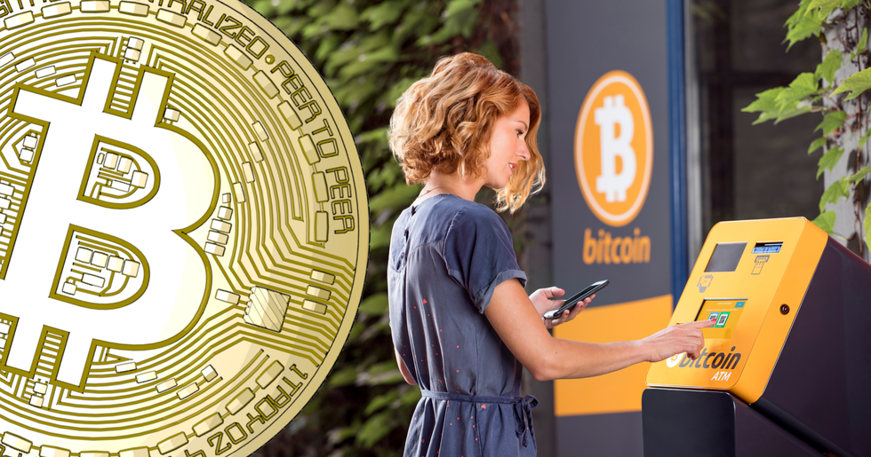 306 bitcoin ATMs were installed in May – biggest increase in one year.