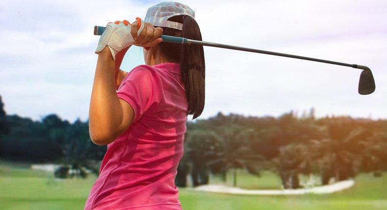 Avgjort: Ridning och golf är friskvård