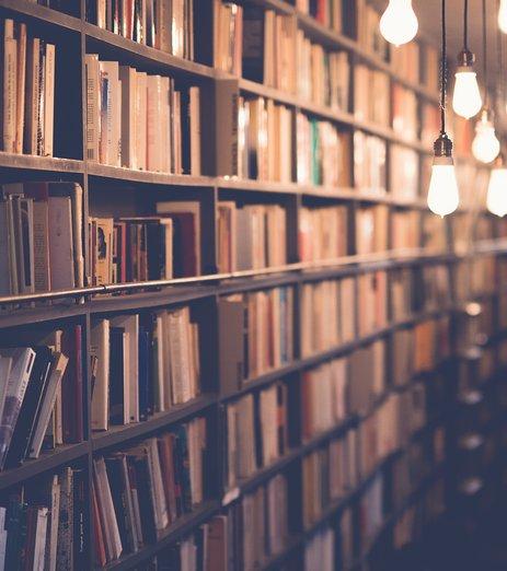I Rosendal byggs ett helt nytt bibliotek