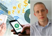 Jan Granroth: Stay away from tether and other fake fiat – it won't end well