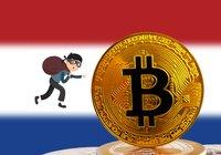 Nederländerna tar i med hårdhandskarna – skärper straffen för bitcoinbedragare