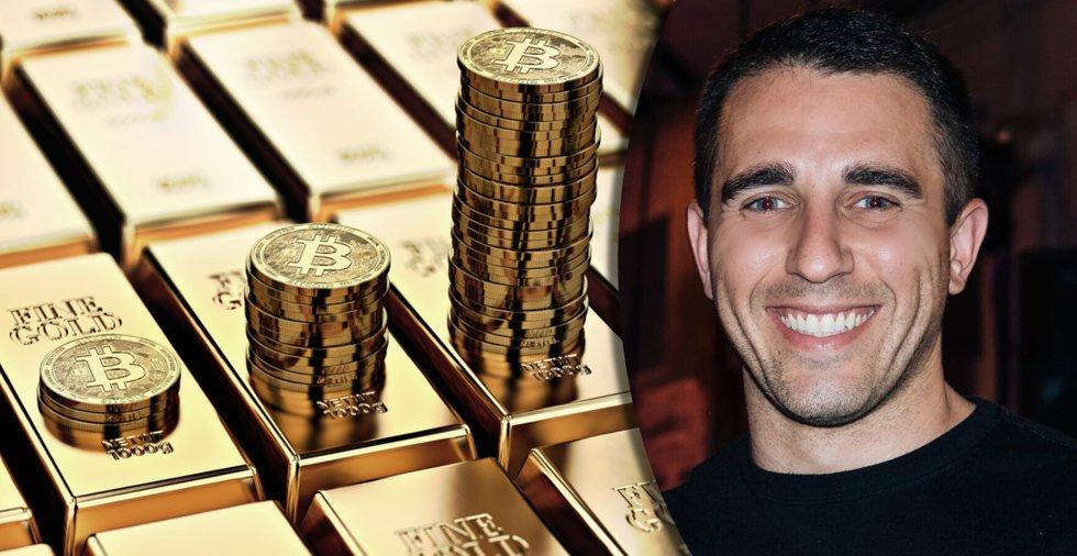 Kryptoprofil: Bitcoin är bättre än guld – kommer att nå ett pris på över 400 000 dollar
