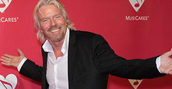 6 framgångstips från Richard Branson