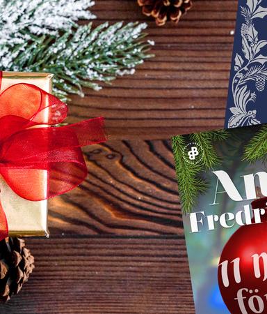 9 mysiga julböcker att läsa (eller lyssna på) för maximal julstämning