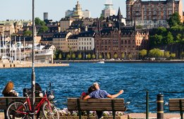 Turistsverige lockar allt fler – flest utländska gäster från Tyskland