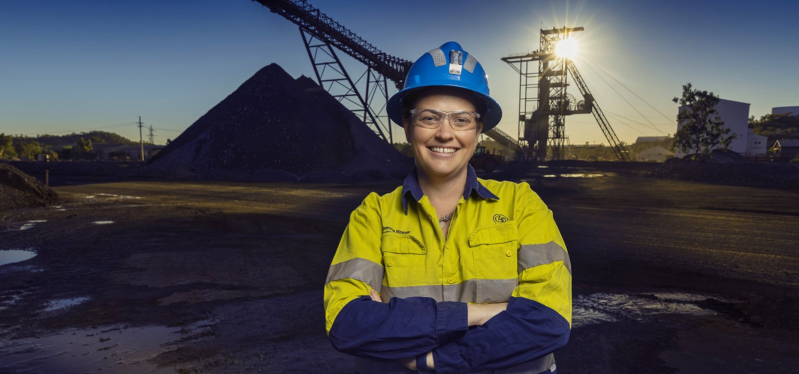 <p>Rebecca Roper's focus is on diversity, inclusion and, importantly, excellence.</p>