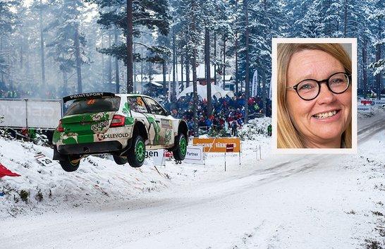 Rally Sweden sätter fart på Värmlands besöksnäring