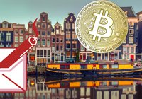 Letter bomber in the Netherlands demands ransom in bitcoin