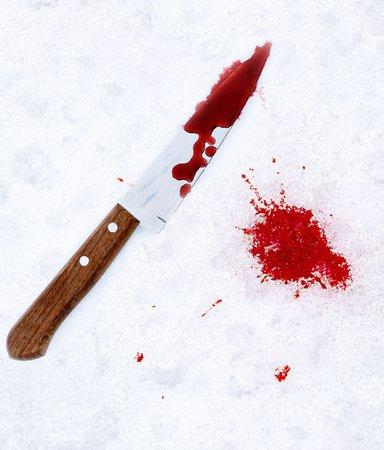 7 läskiga deckare om mord i vackra vinterlandskap