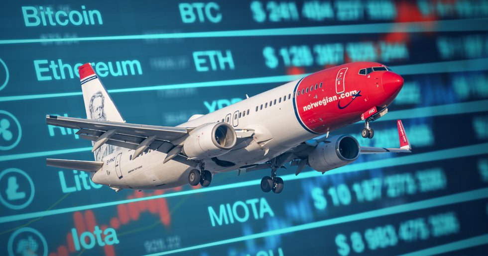 The family behind the airline Norwegian has its own crypto exchange – it's now in open beta