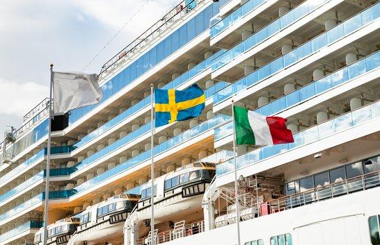 Stockholm slår kryssningsrekord