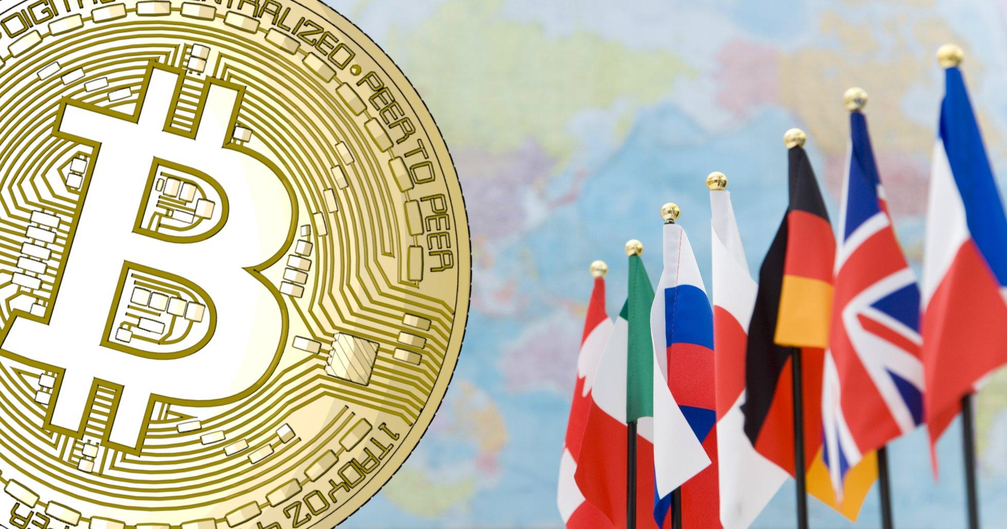 G7: Stablecoins utgör ett hot mot stabiliteten i världsekonomin.