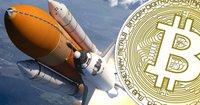 Bitcoinpriset rusar mot 8 000 dollar – har ökat över 23 procent på två veckor