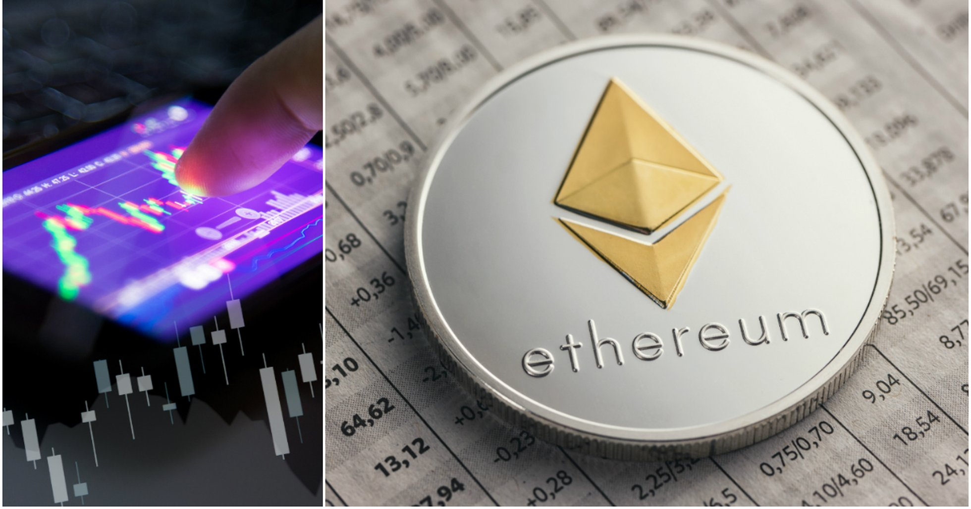Kryptodygnet: Marknaderna visar gröna siffror – ethereum stiger sju procent.