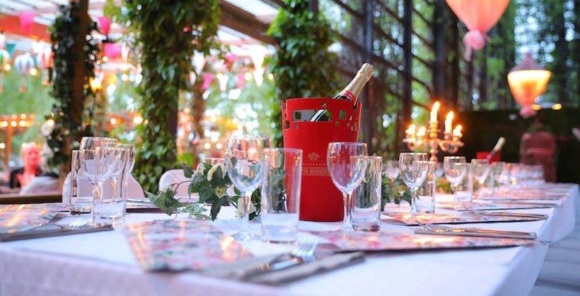 I maj nyöppnade restaurangen Trädgår'n för säsongen, med en ny restaurangdel, boulebanor och ett sydeuropeiskt nattklubbskoncept. Och med 6000 gäster per dag har man dubblat sin omsättning i juni jämfört med föregående år.