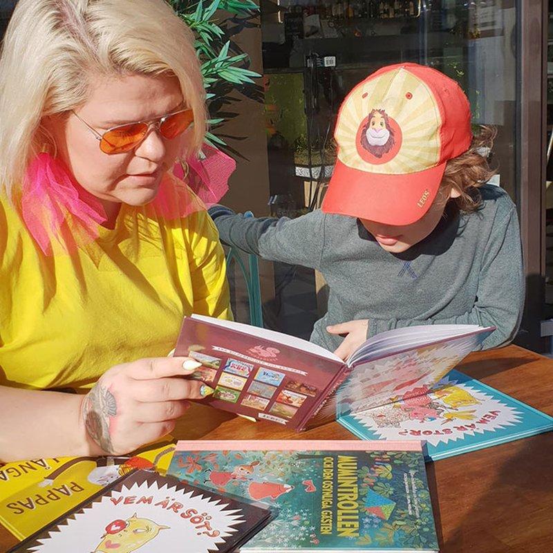 """Kajjan Andersson: """"Så blir barnböcker kroppspositiva"""""""