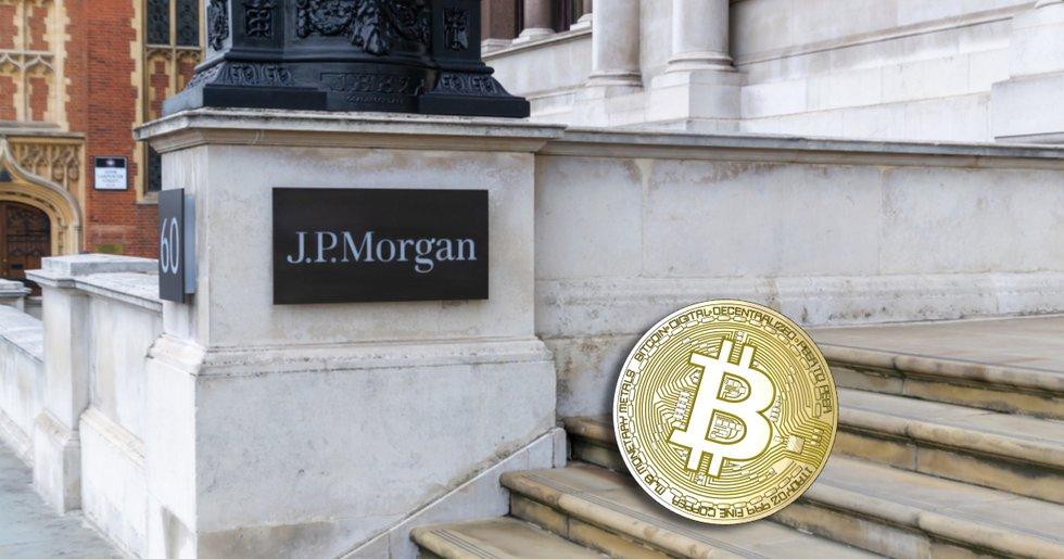 Storbanken JP Morgan lanserar en bitcoinfond för rika kunder