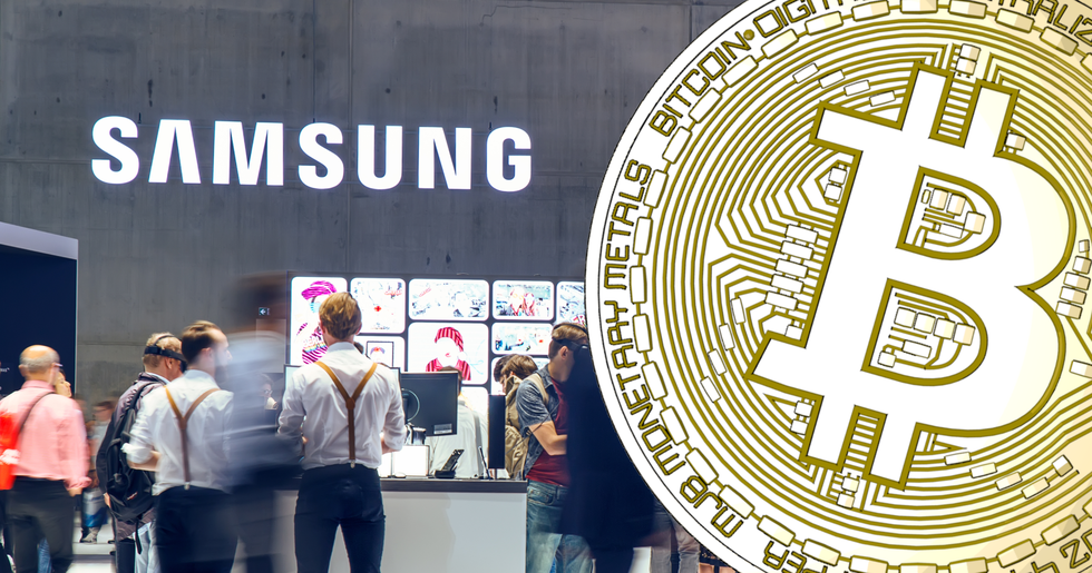 Source: Samsung plans to launch blockchain – complete with its own Samsung coin.