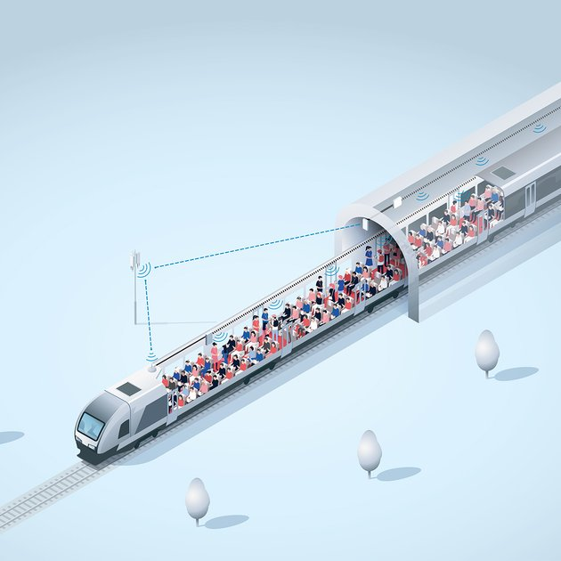 Så mye koster god mobildekning på tog