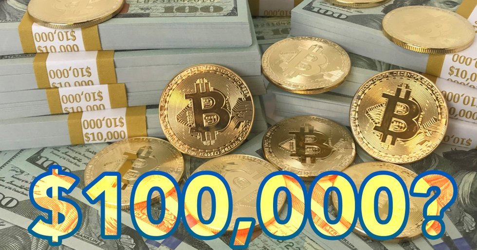 Analyst: Don't be short-sighted – bitcoin is going to $100,000