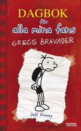 Alla delarna i serien Dagbok för alla mina fans - bok för bok