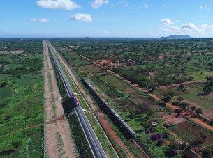 Madaraki-strekningen: Togsafari i ekspressfart
