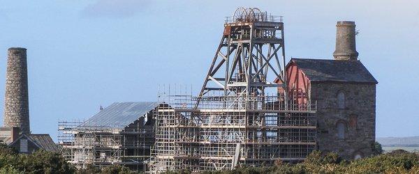 Оловянный рудник  Бронзового века вновь заработ...