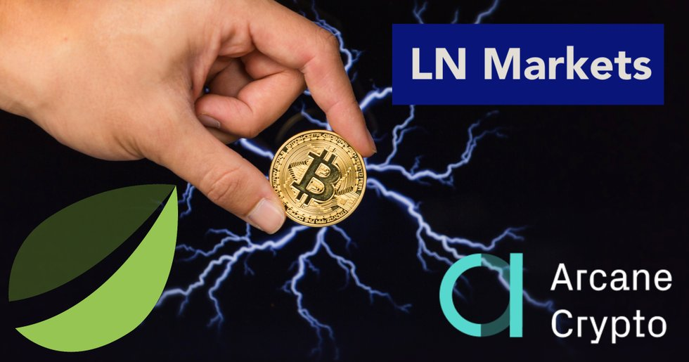 Arcane Crypto invests in lightning network exchange – along with Bitfinex.