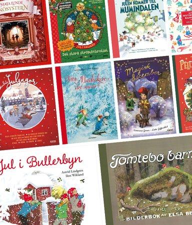 10 oförglömliga julberättelser