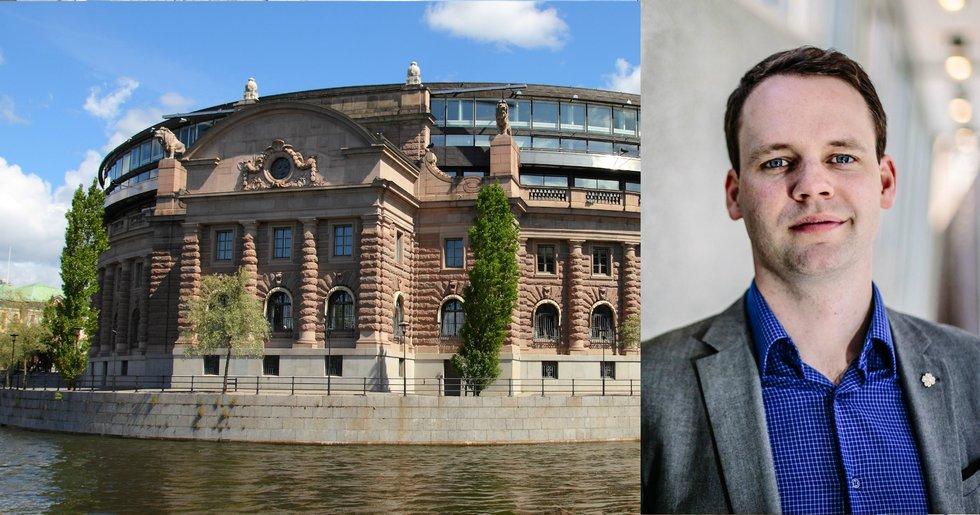 Rickard Nordin, Centerpartiet, behåller sin plats i riksdagen efter riksdagsvalet 2018, och kommer att fortsätta driva frågor som rör kryptovalutor och bitcoin.