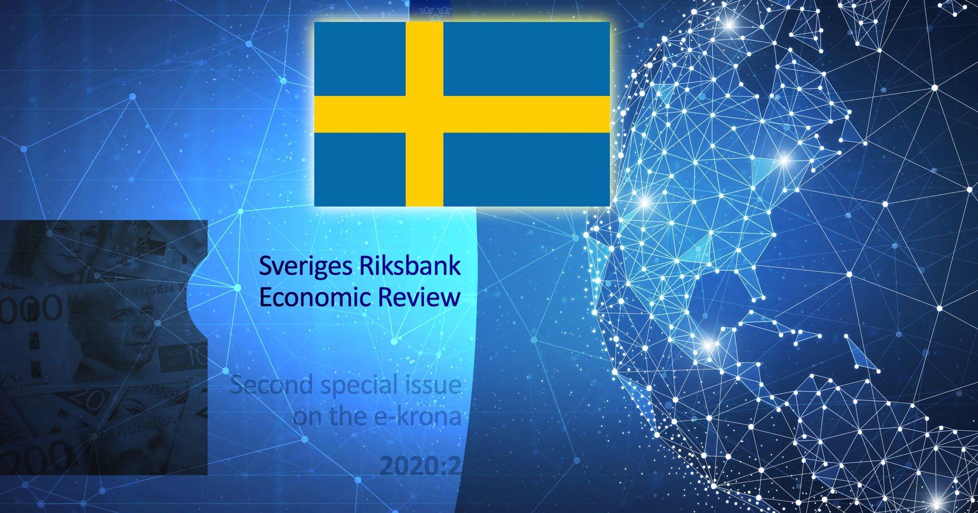 Sveriges Riksbank har publicerat ett 98 sidor långt dokument om e-kronan