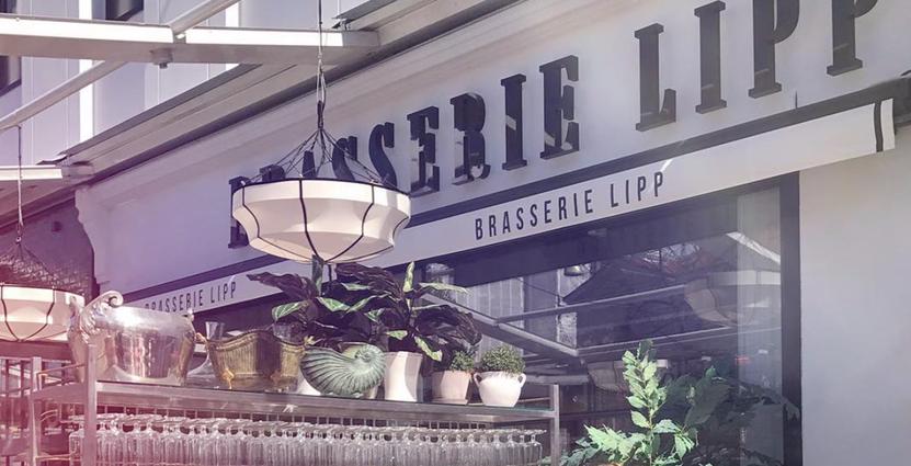 Foto: Brasserie Lipp