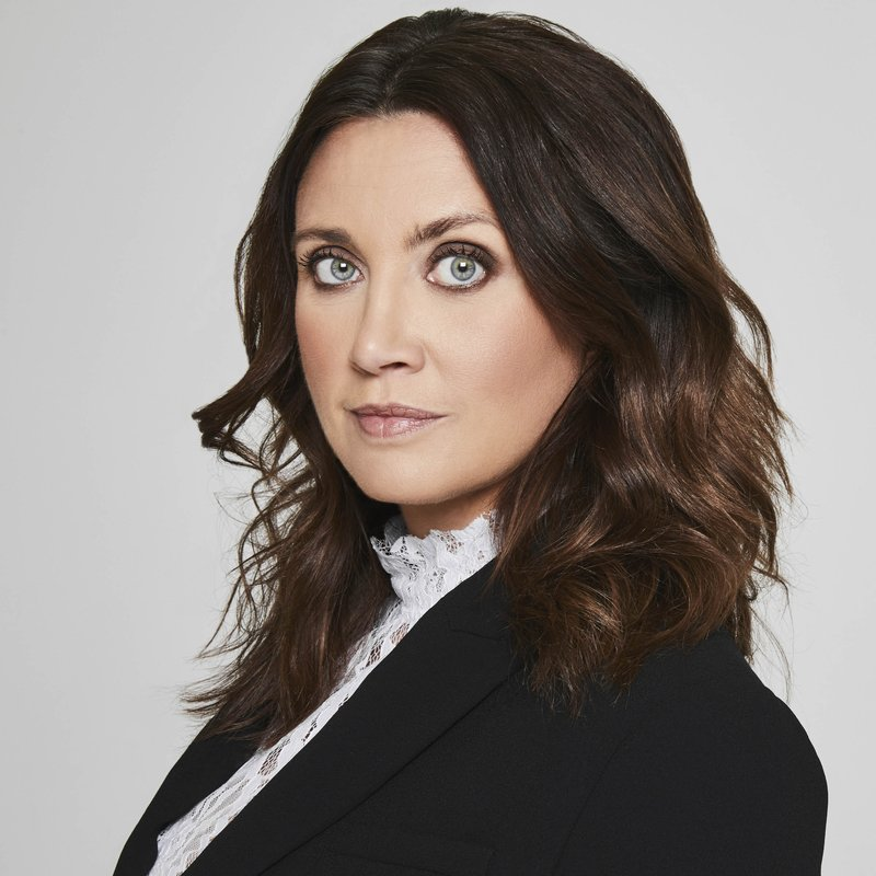 """Camilla Läckberg: """"Jag är trött på att dela in kvinnor i onda och goda"""""""
