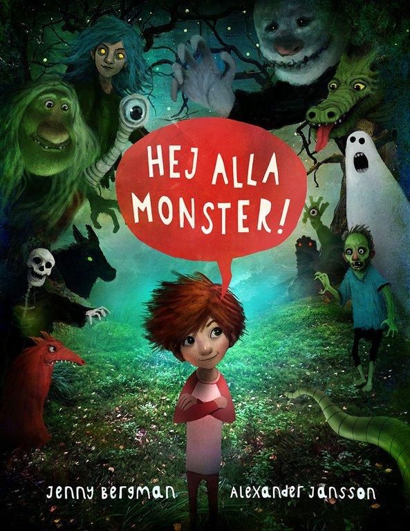 HJÄLP! 14 riktigt läskiga barnböcker för alla åldrar