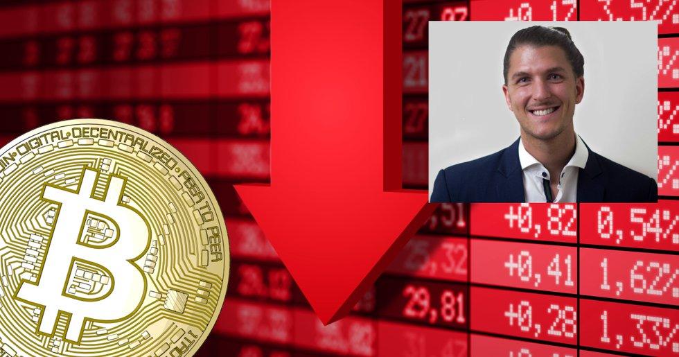 Analys: Bitcoin håller sig hyfsat stabil trots fallande finansmarknader.