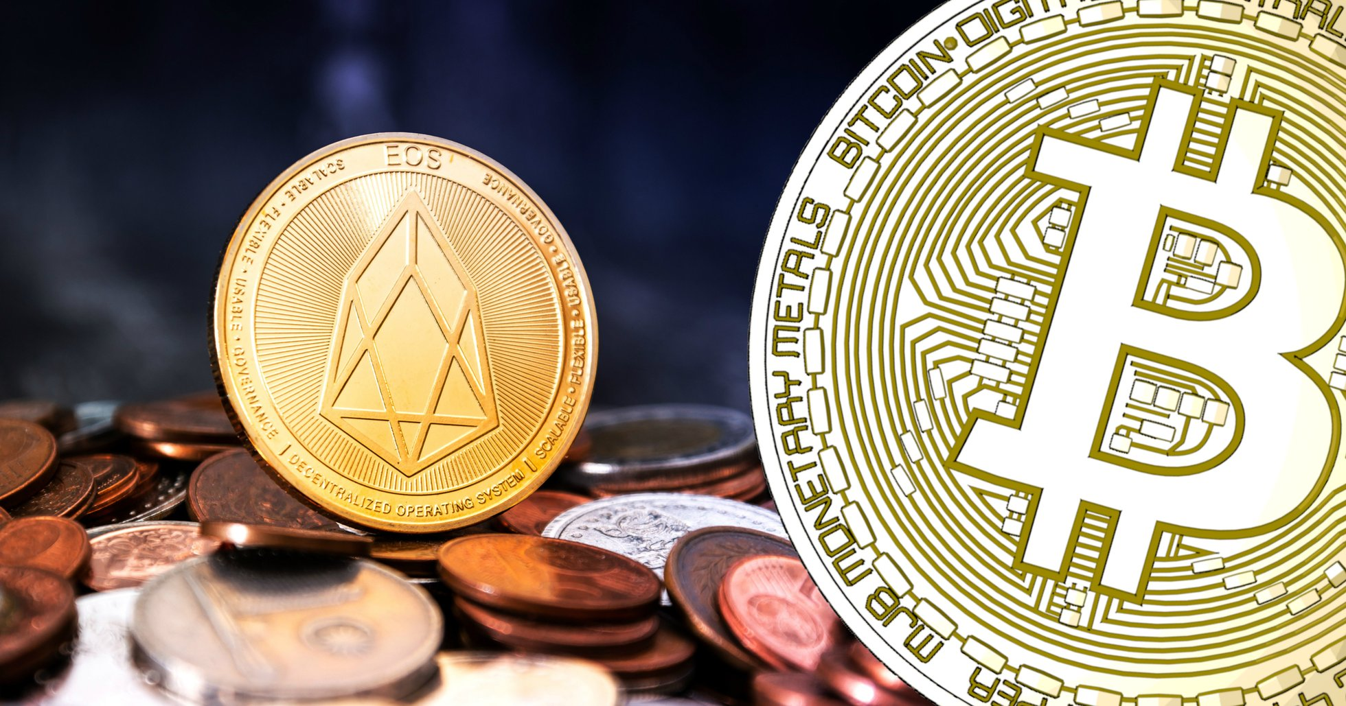 Daily crypto: Markets soar slightly – eos increases the most of the biggest currencies.